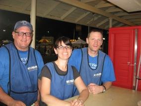 Volunteers Duke-FIU game 2012