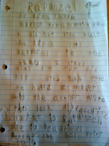 Book review Rapunzel Nora-1