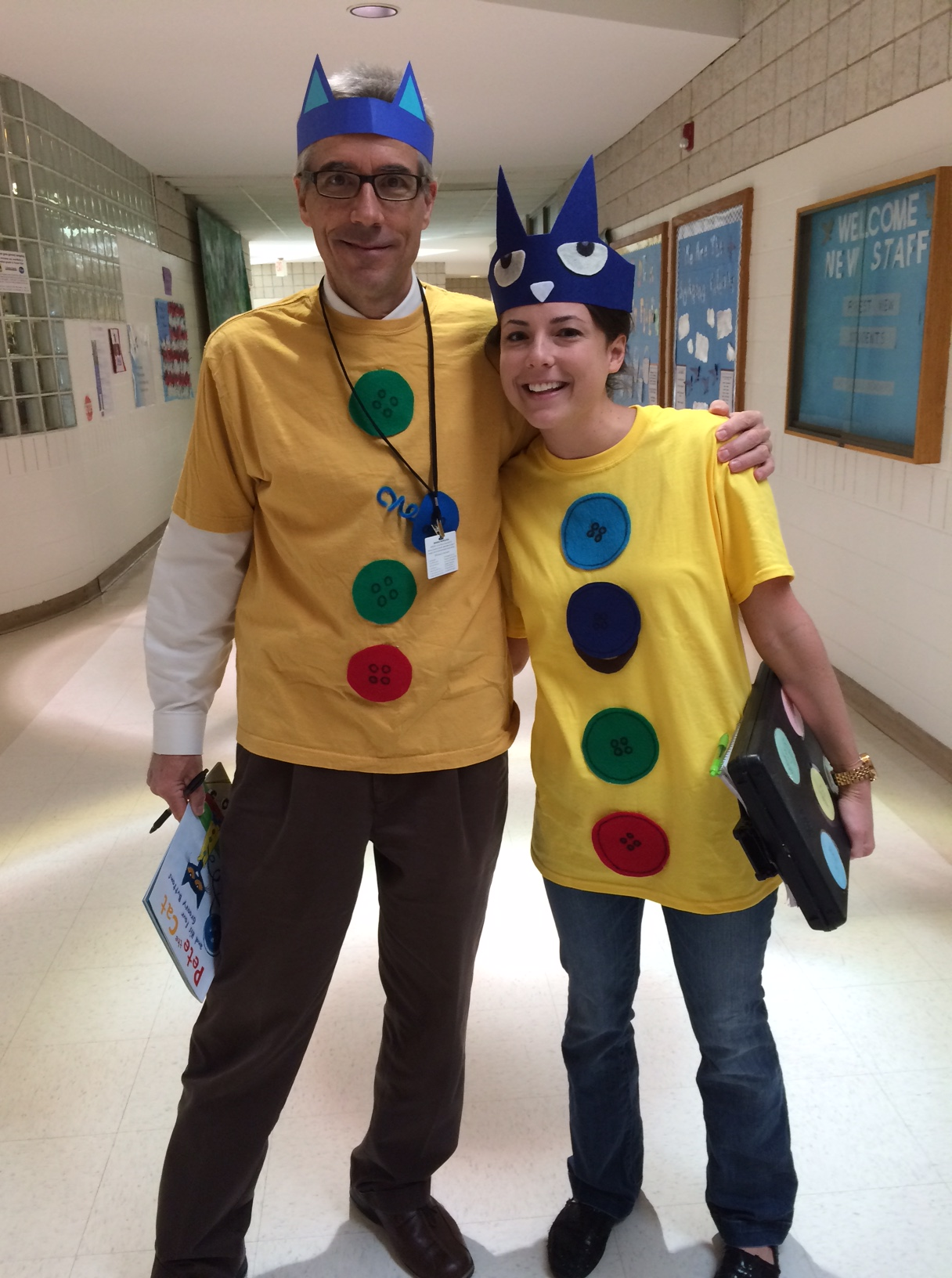 Classroom Dress Up Ideas ~ Dress as your favorite book character day forest view