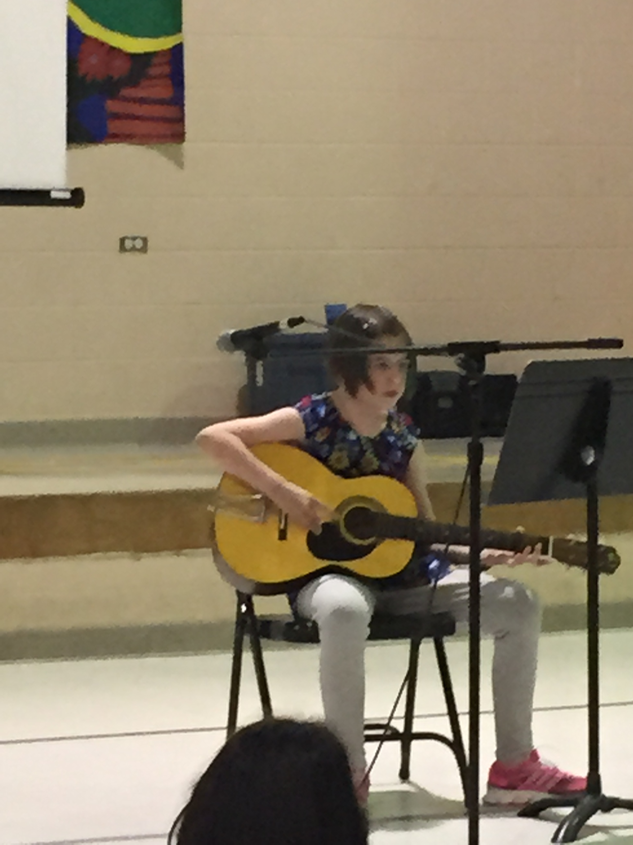 Fifth Grade Talent Show – Forest View Elementary PTA