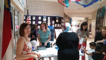 PTA welcomes families